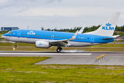 PH-BGX - KLM Boeing 737-700 aircraft
