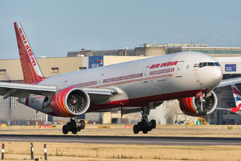 VT-ALS - Air India Boeing 777-300ER
