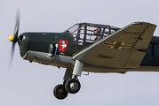G-TPWX - Private Heliopolis Gomhouria 181 MK.6 aircraft