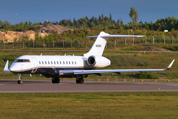 N838SC - Private Bombardier BD-700 Global Express