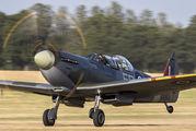 G-TRIX - Private Supermarine Spitfire T.9 aircraft