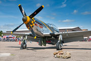 N251RJ - Private North American P-51D Mustang aircraft