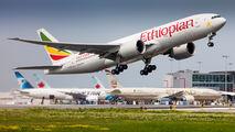 ET-ANN - Ethiopian Airlines Boeing 777-200LR aircraft