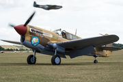 G-CGZP - The Fighter Collection Curtiss P-40F Warhawk aircraft