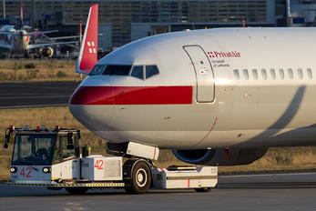 D-APBC - PrivatAir Boeing 737-800