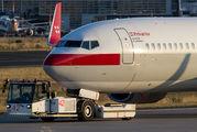 D-APBC - PrivatAir Boeing 737-800 aircraft