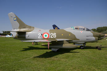 MM6290 - Italy - Air Force Fiat G91
