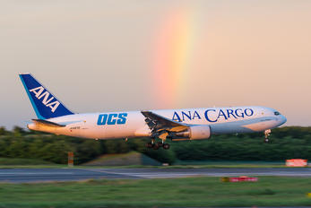 JA8970 - ANA Cargo Boeing 767-300