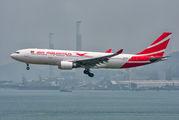 3B-NBM - Air Mauritius Airbus A330-200 aircraft