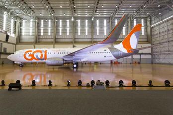 PR-GXZ - GOL Transportes Aéreos  Boeing 737-800