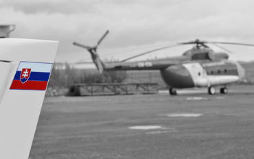 OM-EVA - Air Transport Europe Mil Mi-8T