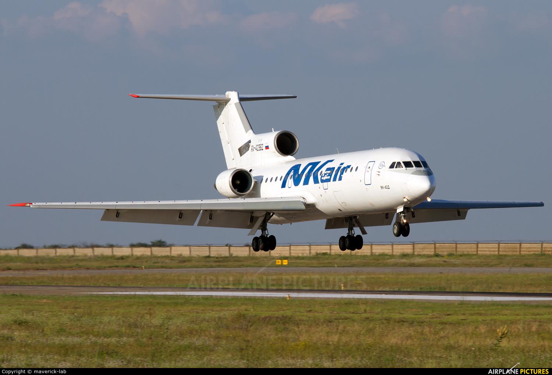 Grozny Avia RA-42362 aircraft at Simferepol Intl