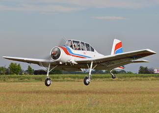 OM-UJG - Private Zlín Aircraft Z-37A Čmelák