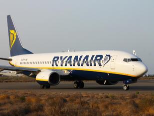 EI-EFK - Ryanair Boeing 737-800