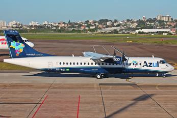 PR-AQX - Azul Linhas Aéreas ATR 72 (all models)
