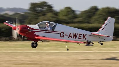 G-AWEK - Private Fournier RF-5