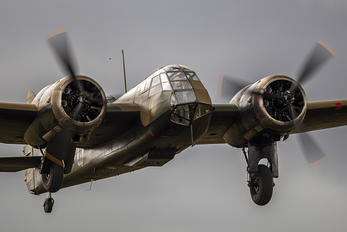 G-BPIV - Private Bristol Blenheim IV