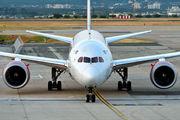 5Y-KZD - Kenya Airways Boeing 787-8 Dreamliner aircraft