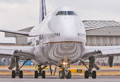 N118UA - United Airlines Boeing 747-400 aircraft