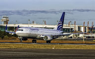 HP-1845CMP - Copa Airlines Boeing 737-800 aircraft