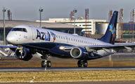 PR-AUI - Azul Linhas Aéreas Embraer ERJ-195 (190-200) aircraft