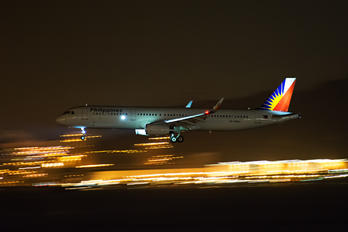 RP-C9924 - Philippines Airlines Airbus A321