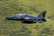 ZK024 - Royal Air Force British Aerospace Hawk T.2 aircraft