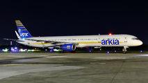 4X-BAU - Arkia Boeing 757-300 aircraft