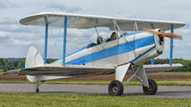 D-MWGF - Private Platzer Kiebitz aircraft