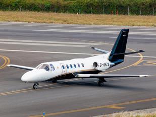 G-IBZA - Private Cessna 550 Citation II
