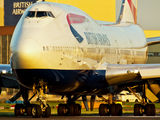 G-CIVN - British Airways Boeing 747-400 aircraft