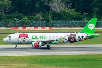 9M-AHR - AirAsia (Malaysia) Airbus A320