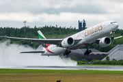 A6-ECM - Emirates Airlines Boeing 777-300ER aircraft