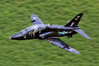 XX287 - Royal Air Force British Aerospace Hawk T.1/ 1A