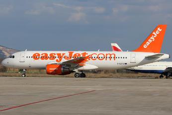 G-EZTZ - easyJet Airbus A320
