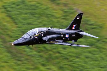 XX221 - Royal Air Force British Aerospace Hawk T.1/ 1A
