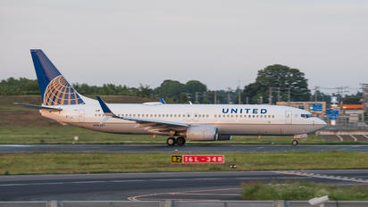 N39297 - United Airlines Boeing 737-800