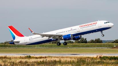 EI-VKO - Transaero Airlines Airbus A321