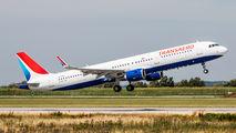 EI-VKO - Transaero Airlines Airbus A321 aircraft