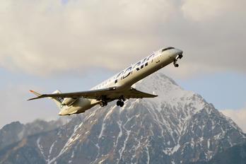 S5-AAU - Adria Airways Canadair CL-600 CRJ-900