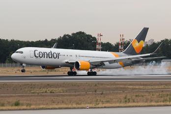 D-ABUS - Condor Boeing 767-300ER