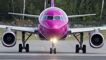 HA-LYM - Wizz Air Airbus A320 aircraft