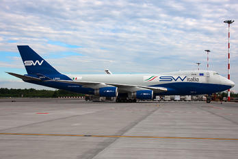 I-SWIA - Silk Way Italia Boeing 747-400BCF, SF, BDSF