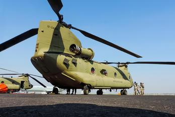 12-08109 - USA - Army Boeing CH-47F Chinook