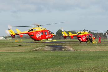 ZK-HLF - Helilink Limited (Life Flight Trust) MBB BK-117