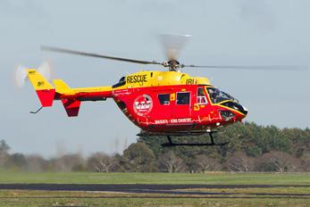 ZK-IRU - Search and Rescue Services Taupo Kawasaki BK117