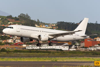 YL-BBC - Smart Lynx Airlines Airbus A320