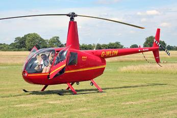 G-WLDN - Private Robinson R44 Astro / Raven