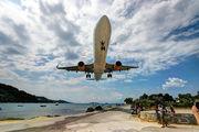 G-TCDF - Thomas Cook Airbus A321 aircraft