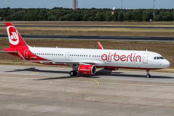 D-ABCP - Air Berlin Airbus A321